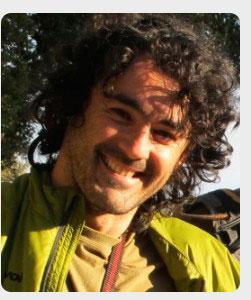 El guía: Alberto Marín