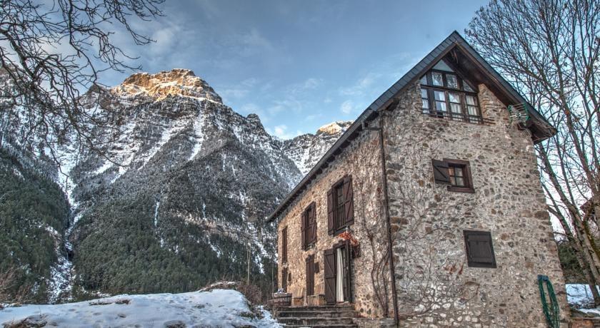 Senderos ordesa ruta de cine palmeras en la nieve - Alojamiento en la nieve ...